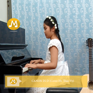 CANON IN D (Cover Hv. Thảo Vy)