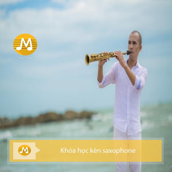 khóa học kèn saxophone