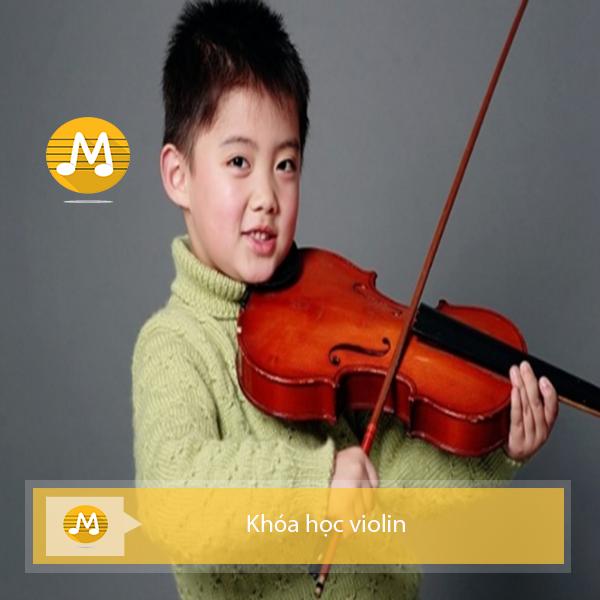 khóa học violin