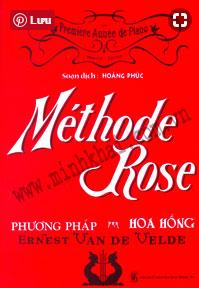 Dạy học đàn piano với phương pháp Hoa Hồng | Method Rose