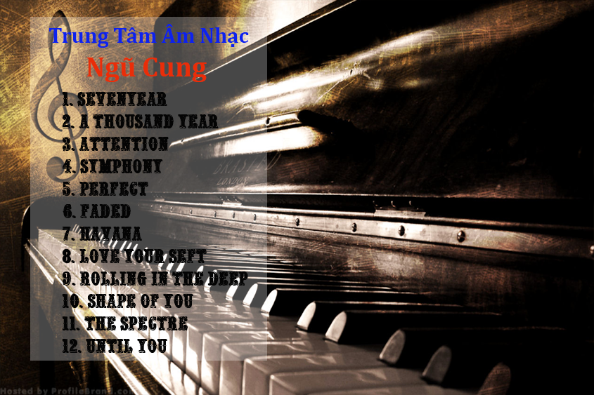 Nhạc piano hay nhất   Hòa tấu hay nhất thế giới