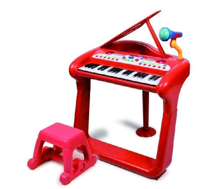 Đàn piano đồ chơi cho bé mua ở đâu tại TPHCM