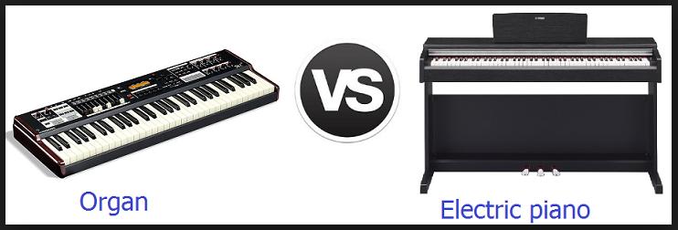Mới học nhạc nên học piano hay organ