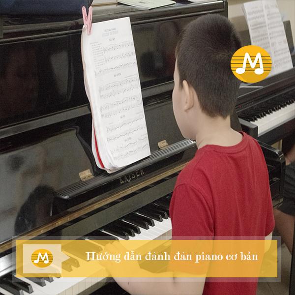 Hướng dẫn đánh đàn piano cơ bảnHướng dẫn đánh đàn piano cơ bản