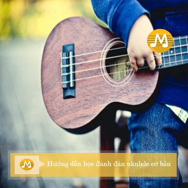 Hướng dẫn học đánh đàn ukulele cơ bản