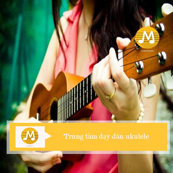 trung tâm dạy đàn ukulele tại tphcm