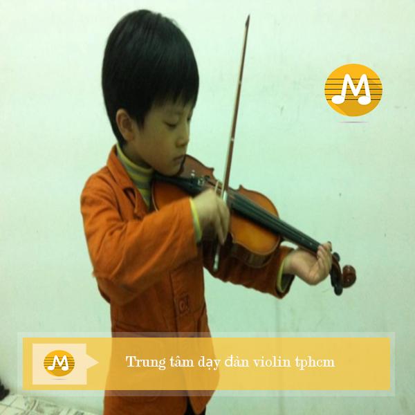 Trung tâm dạy đàn violin tphcm