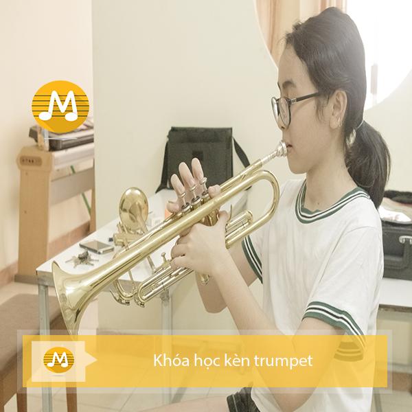 khóa học kèn trumpet