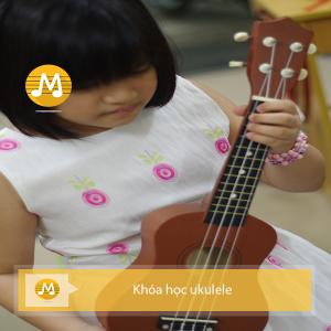 khóa học ukulele