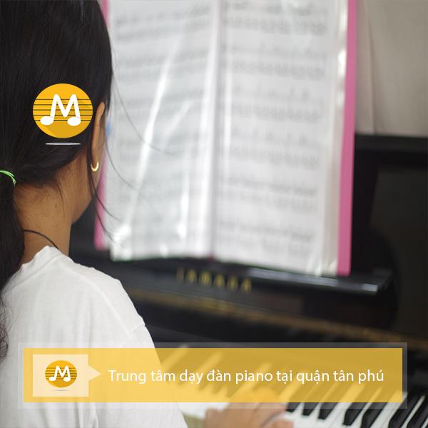 trung tâm dạy đàn piano tại quận tân phú