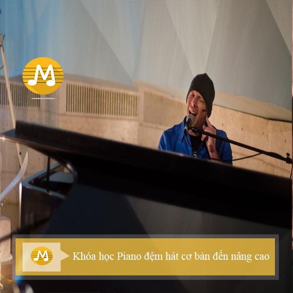 Khóa học Piano đệm hát cơ bản đến nâng cao